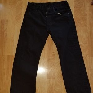 Levi's 501 Button Fly 32x30 straight leg jeans